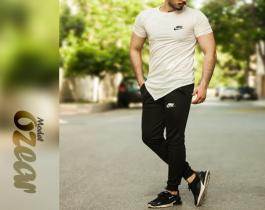 ست تیشرت و شلوار Nike  مدل Ozear